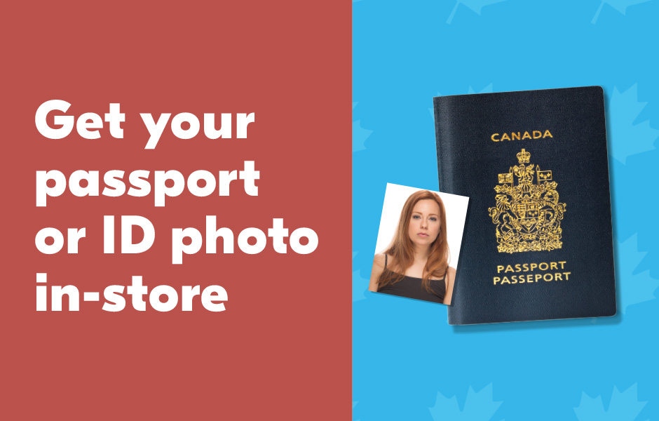 Get your id photo while you wait. Find a Shoppers Drug Mart Passport Photo location near you.